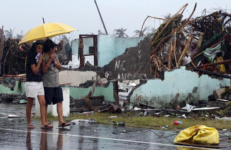 Emory Raises Money for Philippines Typhoon Relief