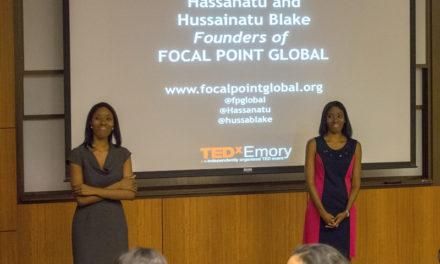 TedxEmory Hosts Awardees
