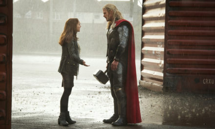 Thor Assumes the Throne in 'The Dark World'