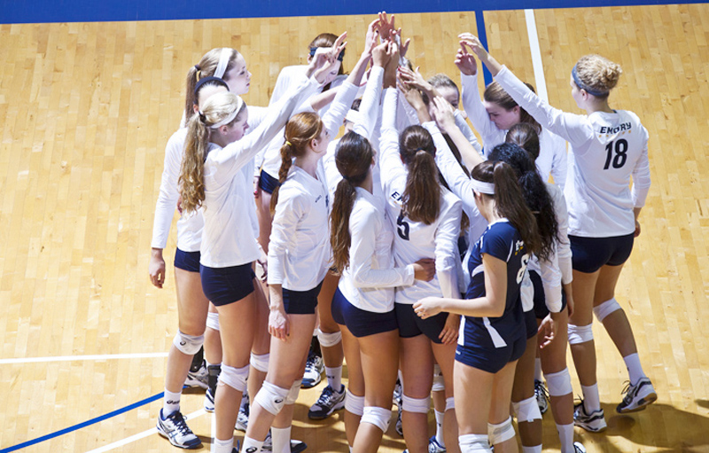 Volleyball Hosts Invitational