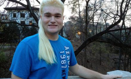 Humans of Emory: Adam Harrison-Trent
