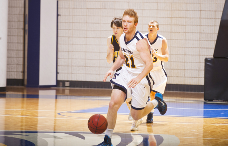 Men's Basketball Falls to CMU, Tops Case Western