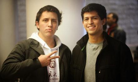 Students Support Schools in Peru