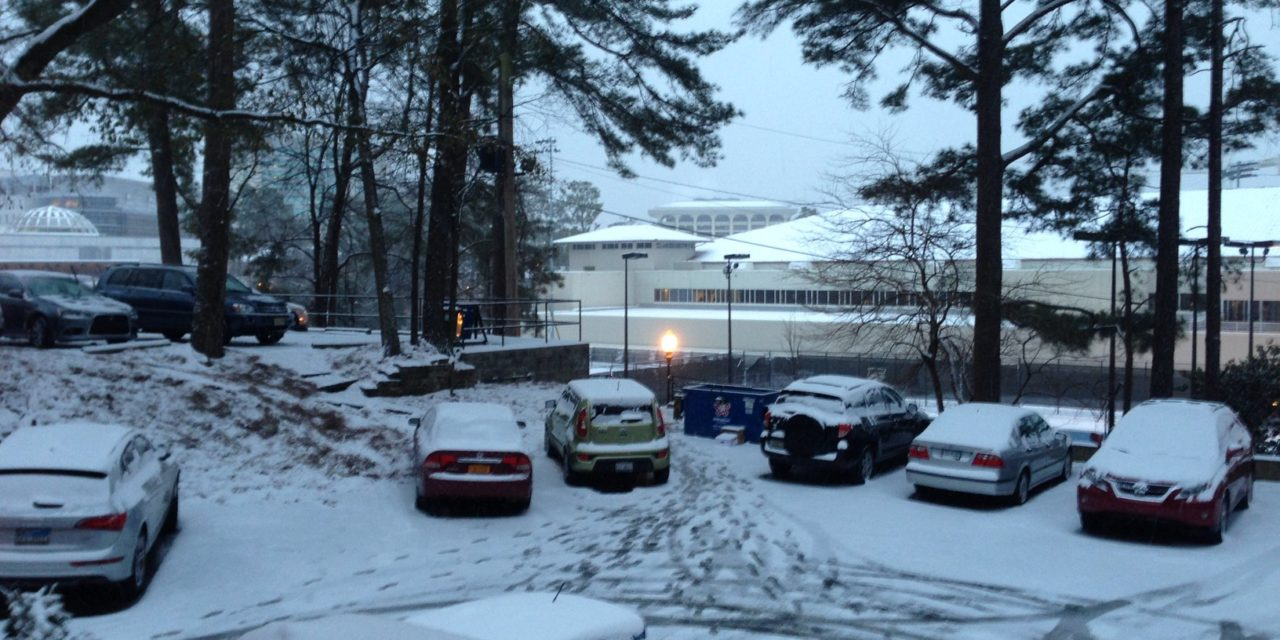 University Extends Shut Down Due to Severe Weather Conditions