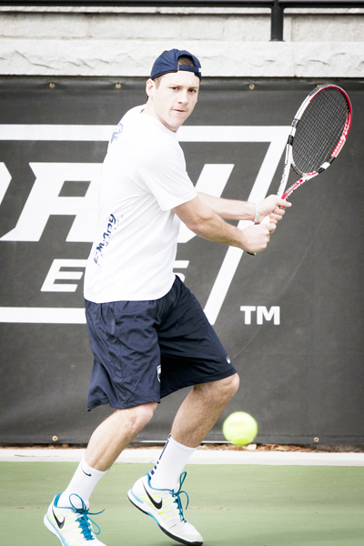 Tennis Squad Wins Second Straight, Shuts Out Shorter