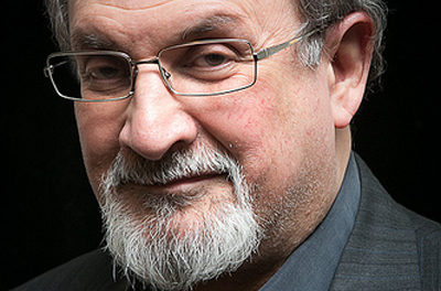 Rushdie Speaks on 'Wonder Tales,' India During Emory Visit