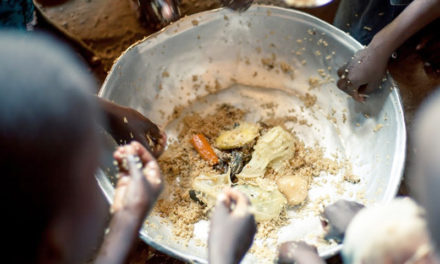 A Taste of Humanity: Shared Lunch in Senegal