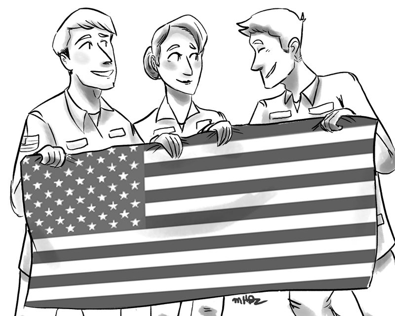 Military Service Increases Civic Engagement
