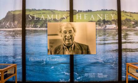 Exhibit Displays Heaney's Legacy