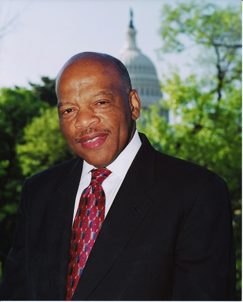 John Lewis to Speak at Commencement