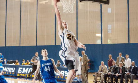 Men's Basketball Explodes in Weekend Sweep