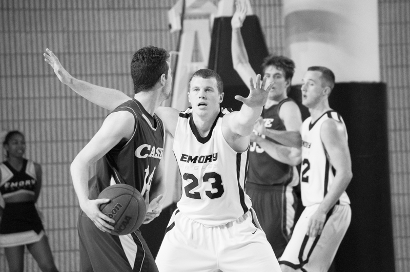 Men's Basketball Drops Two Games at Home
