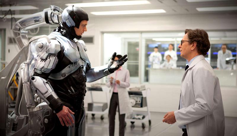 Reboot of 'RoboCop' Remains Robotic, Repetitive