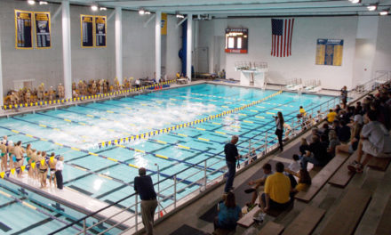Swimming and Diving Hosts UAA Championships