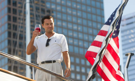 Scorsese Disturbs, Invigorates With 'Wolf of Wall Street'