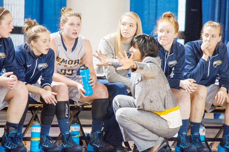 Women's Basketball Splits Versus UAA Opponents