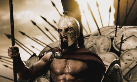 Blood, Lust, Entertainment in '300'