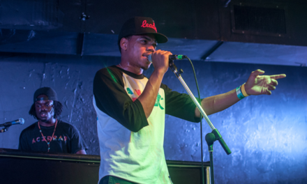 Chance The Rapper to Headline Dooley's Week