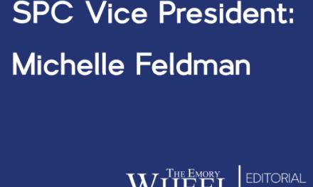 Our Pick: Michelle Feldman