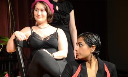 Monologues Explore Sexuality