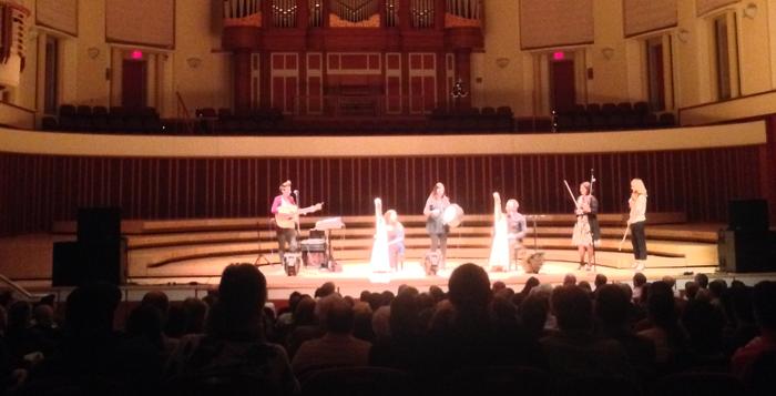 Concert Celebrates Celtic Culture