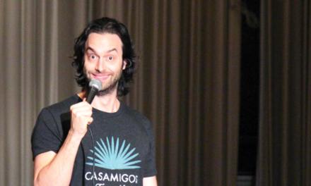 Comedian Chris D'Elia Performs