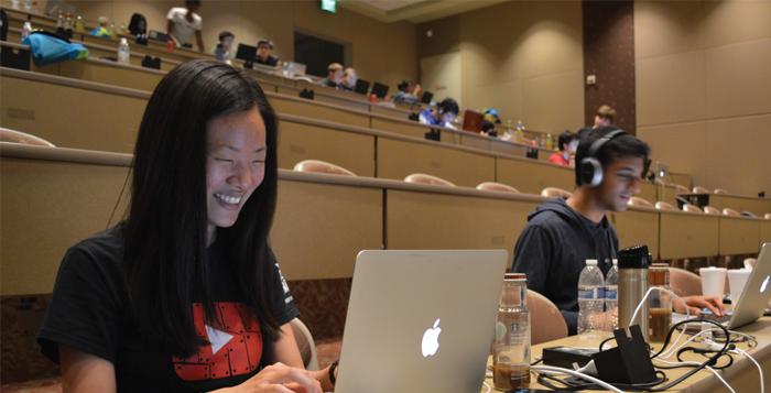 Decoding Emory's Hackathon