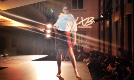 Inside the IDX Fashion Show