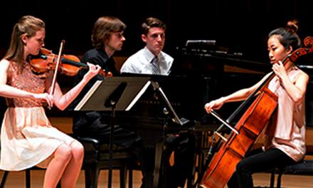 Music Students Shine at Ensemble Performances