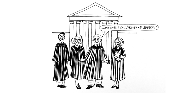 A Global Perspective on 'McCutcheon v. FEC' Decision