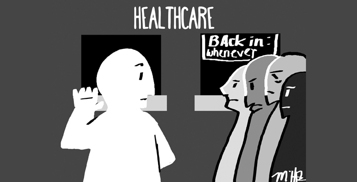 Racism Denies Equal Health Care Access