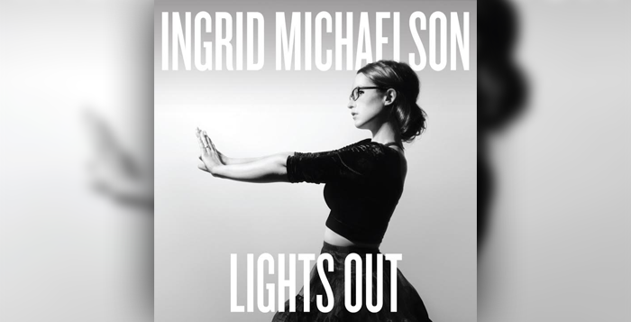 'Lights' Are On in  Michaelson's New Album