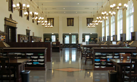 Library Awards Honor Research