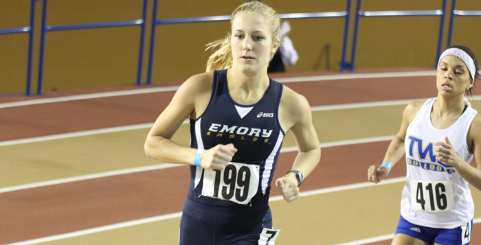 Eagles Set Records at High Point
