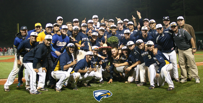 Eagles Win South Region, Begin to Play in D-III World Series