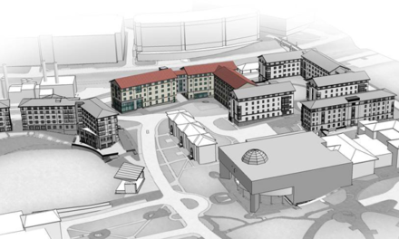 New Residence Hall to Open in Fall