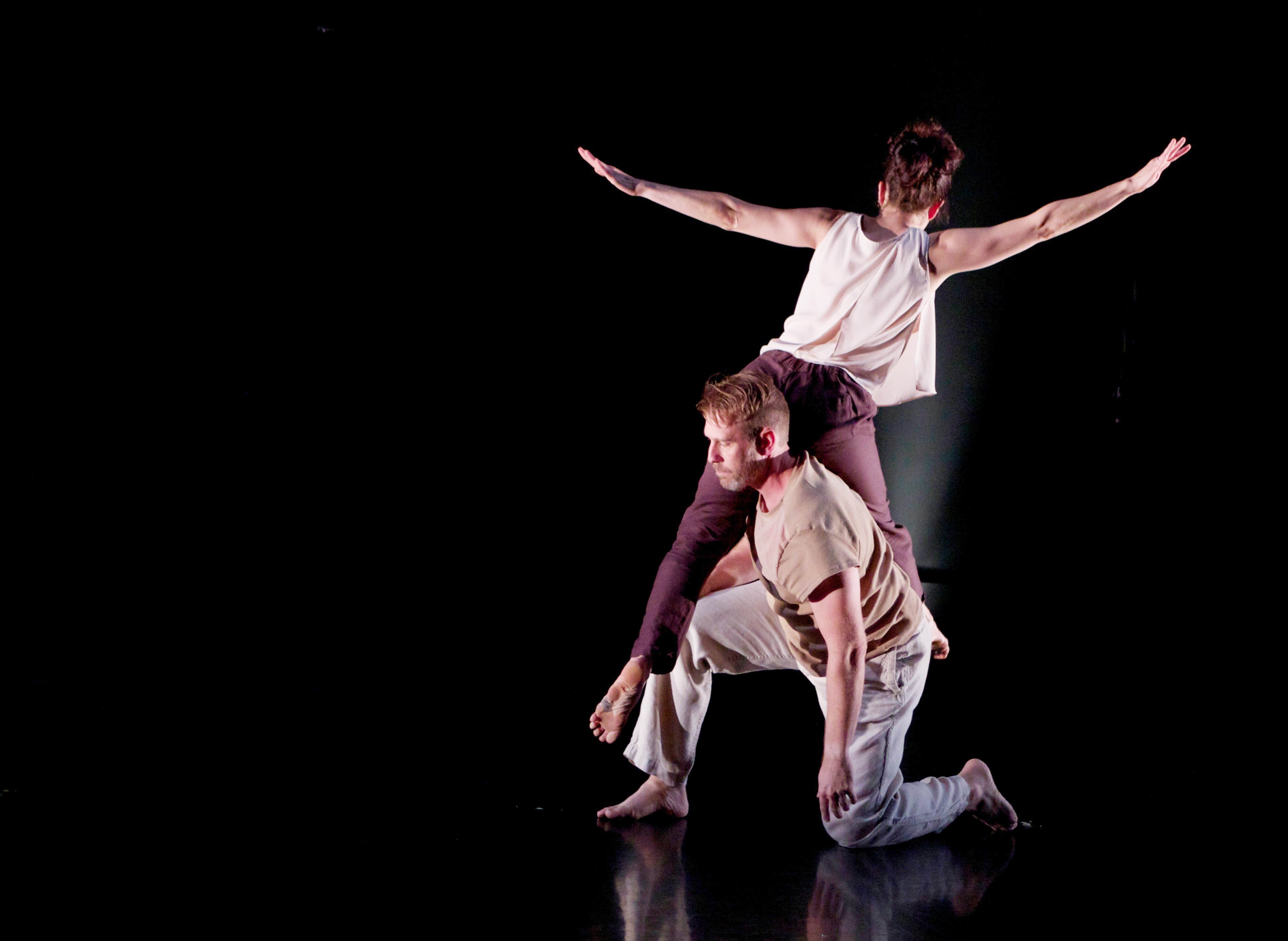 Catellier Dance Projects' Diverse Body of Work