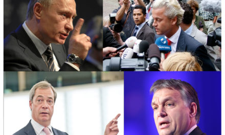 Putin's Far-Right Politics Spreads Across Europe