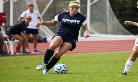 Squad Ties With No. 1 Ranked Trinity
