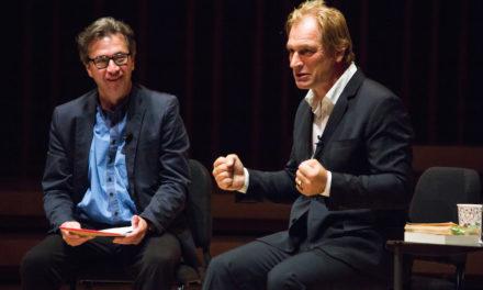 Actor Julian Sands Celebrates Pinter's Legacy