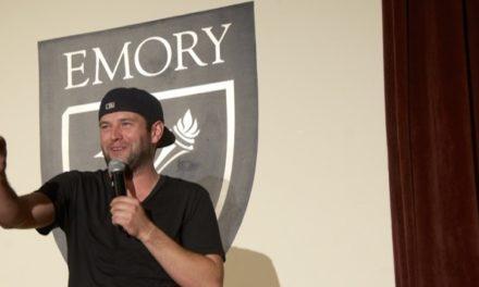 Comedian Roasts Emory, Self