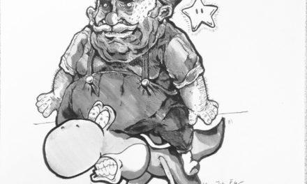 Editorial Cartoon   9.30.14