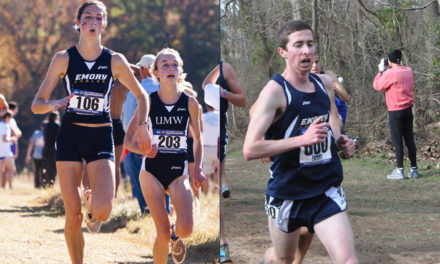 Women Finish First, Men Second at Berry Invitational