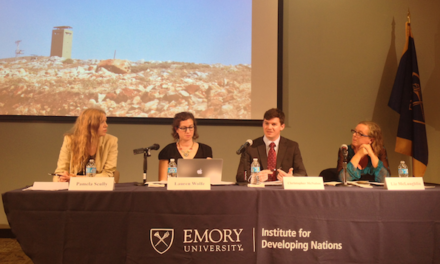 Panelists Discuss Conflict, Violence in Syria