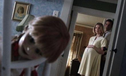 'Annabelle' Adds Twist to Horror Cliches