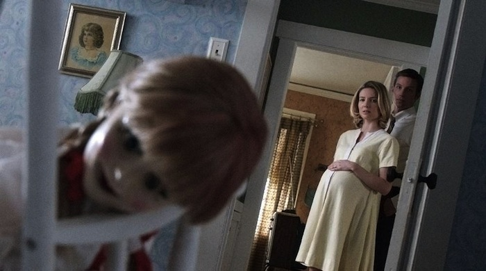 'Annabelle' Adds Twist to Horror Cliches