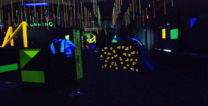 Sports Genie: Slade Wins Laser Tag, Defeats Eight-Year-Old
