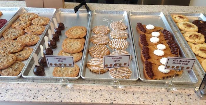 Ali's Cookies Opens at Emory Village