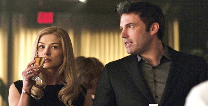 'Gone Girl' Honors Book, Loses Sparkle