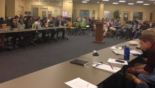 Students Debate the Need for More Minority Safe Spaces
